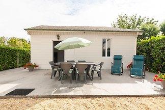 Malerisches Ferienhaus in Tracy sur Mer in de...