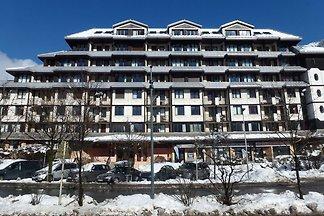 Moderne Ferienwohnung nahe Skigebiet, Chamoni...