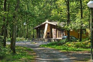 Gemütliches Holzchalet im Wald, mit...