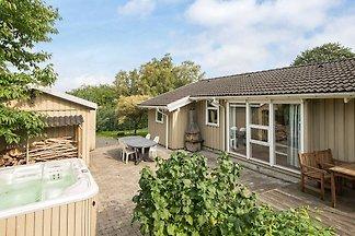Prachtvolles Ferienhaus in Jütland Dänemark m...