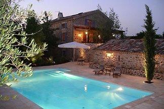 Einladendes Ferienhaus in Rosières mit...