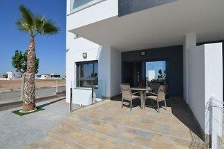 Moderne Villa in Pilar de la Horadada, 2 km v...