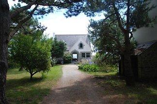 Charmantes Ferienhaus mit Garten in Concarnea...