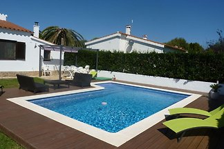 Schickes Ferienhaus in Bon Relax mit privatem...