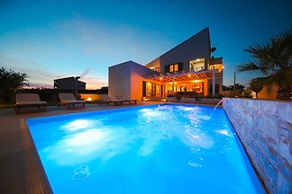 Luxuriöse Villa mit privater Sauna in Poljica