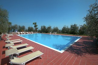 Holiday Home in Soiano del Lago with& Lake...