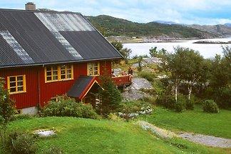 15 Personen Ferienhaus in Flatanger