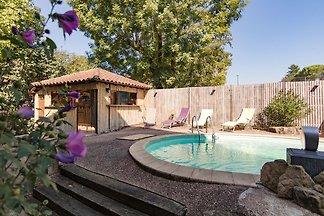 Luxuriöses Landhaus in Lacapelle-Marival mit ...