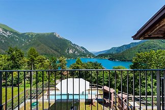 Holiday Home in Molina di Ledro with Terrace