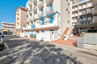 Modernes Appartement in Rimini mit Parkplatz