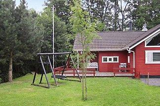 Idyllisches Ferienhaus in Flussnähe in...