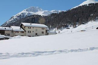 Luxuriöses Ferienhaus in Livigno, Italien nah...