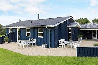 Gemütliches Ferienhaus in Jütland mit Sauna