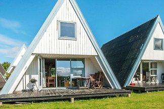 Gemütliches Ferienhaus in Jütland mit Pool