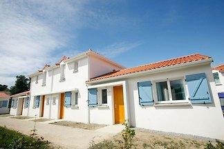 Gemütliches Ferienhaus mit Terrasse, nur 600 ...