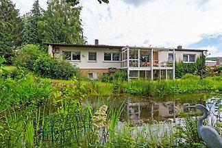 Casa de vacaciones seductora en Bad Zwesten c...