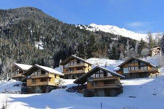 Bergferienhaus mit Sauna in Modane, Alpen