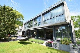 Moderne und ruhige Villa in Bergen