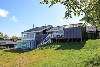 Ruhiges Ferienhaus in Logstrup Jütland mit...