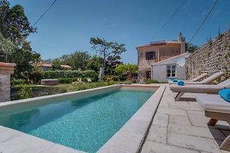 Geräumige Villa auf den kroatischen Inseln mi...