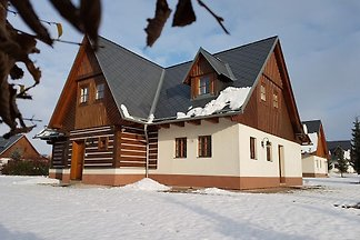 Komfortable Villa in Vrchlabí nahe Skigebiet