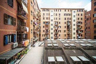 Großes Apartment in Rom mit Blick auf die...