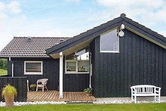 Schönes Ferienhaus in Nordborg mit überdachte...