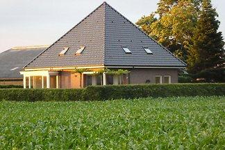 Ruhiges Ferienhaus in Balkbrug mit Garten