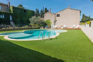 Cottage mit Pool in Montbrun-des-Corbières