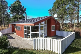 Tranquil Holiday Home in Jutland with Garden