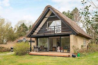Modernes Ferienhaus in Jütland nahe dem Meer