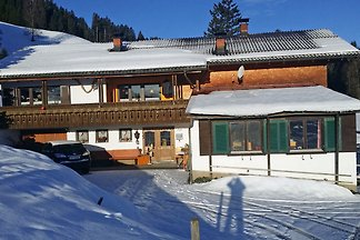 Vintage Holiday Home in Vorarlberg near Ski...