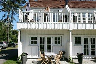 Ferienhaus in Nykobing Sjaelland nahe der...