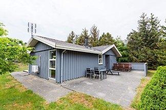 6 Personen Ferienhaus auf einem Ferienpark Nø...