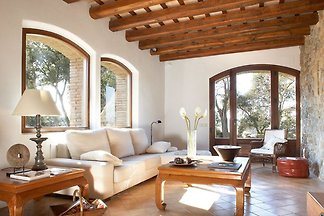 Traditionelles Landhaus in Navata mit...