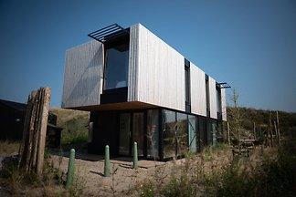 Moderne, trendige Lodge im Naturstil, nur 100...