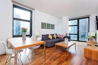 Elegante appartamento a Londra vicino alla Wi...