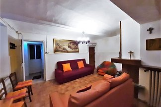 Gemütliches Ferienhaus in Portacomaro mit Pat...