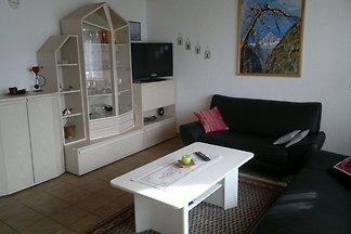 Ruim appartement in Grächen met 3 balkons en ...