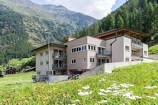 Reizvolle Wohnung in Zwieselstein mit Skifahr...