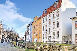 Moderne Ferienwohnung in Wismar (Deutschland)