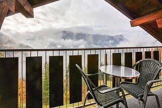 Modernes Appartement mit Panoramablick oberha...