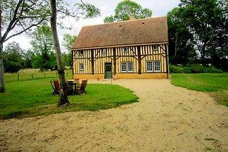 Gemütliches Ferienhaus in Loire mit eigener...