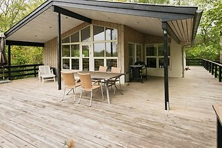 Atemberaubendes Ferienhaus in Jütland mit...