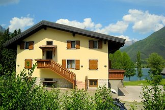 Modern Holiday Home in Molina di Ledro with...