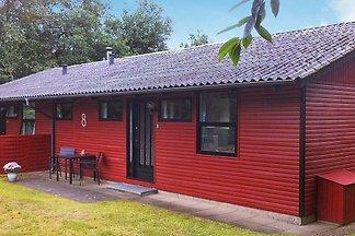 Gemütliches Ferienhaus in Jütland am See