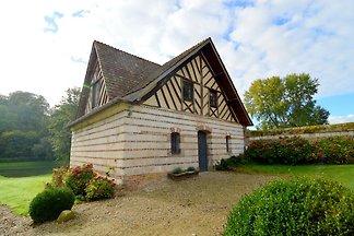Gemütliches Ferienhaus am See in Fransu