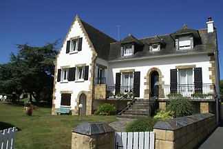 Charmantes Ferienhaus mit Garten in Pleubien