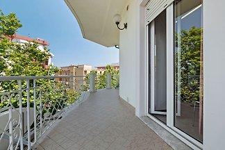 Exotisches Appartement in Rimini, Adria für z...