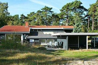 Geräumiges Ferienhaus in Nexø mit Hallenbad